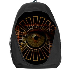 Eye Technology Backpack Bag