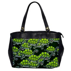 Seamless Tile Background Abstract Office Handbags