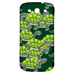 Seamless Tile Background Abstract Samsung Galaxy S3 S Iii Classic Hardshell Back Case