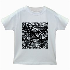 Neurons Brain Cells Brain Structure Kids White T Shirts