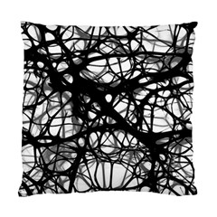 Neurons Brain Cells Brain Structure Standard Cushion Case (one Side)