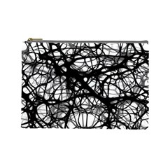Neurons Brain Cells Brain Structure Cosmetic Bag (large)