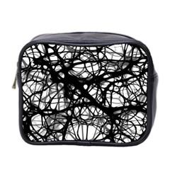 Neurons Brain Cells Brain Structure Mini Toiletries Bag 2 Side