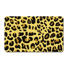 Animal Fur Skin Pattern Form Magnet (rectangular)