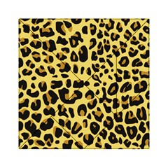 Animal Fur Skin Pattern Form Acrylic Tangram Puzzle (6  X 6 )