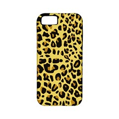 Animal Fur Skin Pattern Form Apple Iphone 5 Classic Hardshell Case (pc+silicone)