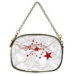 Christmas Star Snowflake Chain Purses (two Sides)