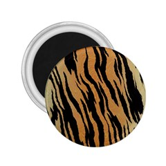 Animal Tiger Seamless Pattern Texture Background 2 25  Magnets
