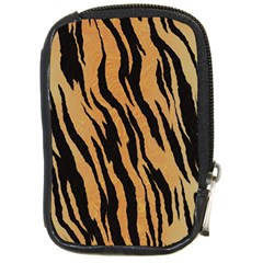 Animal Tiger Seamless Pattern Texture Background Compact Camera Cases