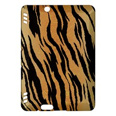 Animal Tiger Seamless Pattern Texture Background Kindle Fire Hdx Hardshell Case