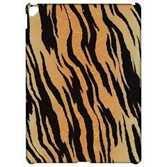 Animal Tiger Seamless Pattern Texture Background Apple Ipad Pro 12 9   Hardshell Case