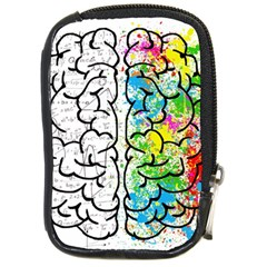 Brain Mind Psychology Idea Hearts Compact Camera Cases