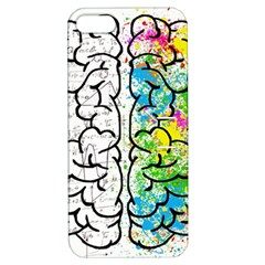 Brain Mind Psychology Idea Hearts Apple Iphone 5 Hardshell Case With Stand