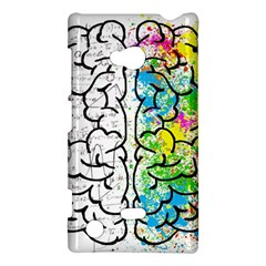 Brain Mind Psychology Idea Hearts Nokia Lumia 720