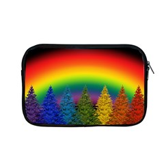 Christmas Colorful Rainbow Colors Apple Macbook Pro 13  Zipper Case