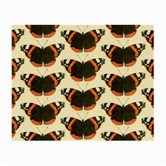 Butterfly Butterflies Insects Small Glasses Cloth