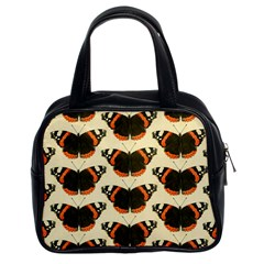 Butterfly Butterflies Insects Classic Handbags (2 Sides)