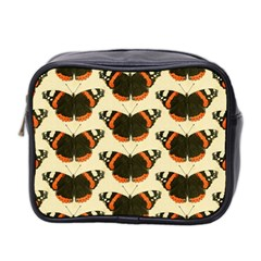 Butterfly Butterflies Insects Mini Toiletries Bag 2 Side