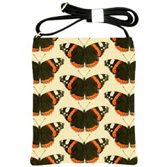 Butterfly Butterflies Insects Shoulder Sling Bags