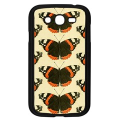 Butterfly Butterflies Insects Samsung Galaxy Grand Duos I9082 Case (black)