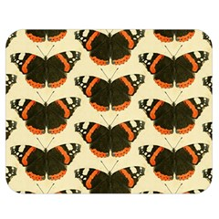 Butterfly Butterflies Insects Double Sided Flano Blanket (medium)