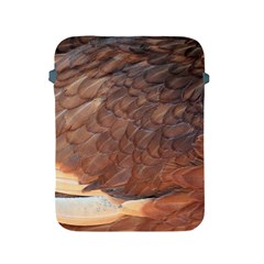 Feather Chicken Close Up Red Apple Ipad 2/3/4 Protective Soft Cases