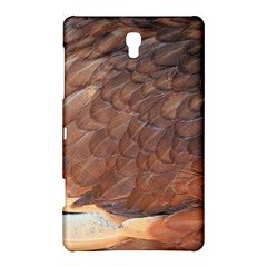 Feather Chicken Close Up Red Samsung Galaxy Tab S (8 4 ) Hardshell Case