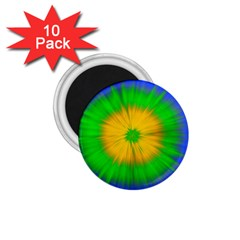 Spot Explosion Star Experiment 1 75  Magnets (10 Pack)