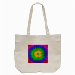 Spot Explosion Star Experiment Tote Bag (cream)