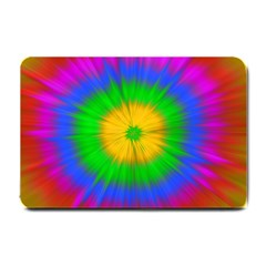 Spot Explosion Star Experiment Small Doormat