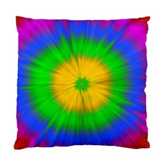 Spot Explosion Star Experiment Standard Cushion Case (two Sides)