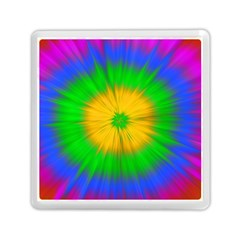 Spot Explosion Star Experiment Memory Card Reader (square)