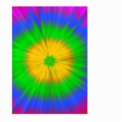 Spot Explosion Star Experiment Large Garden Flag (two Sides)