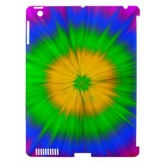 Spot Explosion Star Experiment Apple Ipad 3/4 Hardshell Case (compatible With Smart Cover)