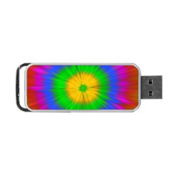 Spot Explosion Star Experiment Portable Usb Flash (two Sides)