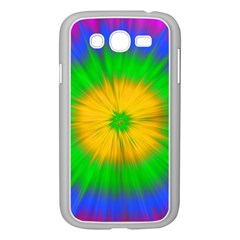 Spot Explosion Star Experiment Samsung Galaxy Grand Duos I9082 Case (white)