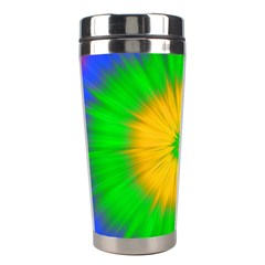 Spot Explosion Star Experiment Stainless Steel Travel Tumblers