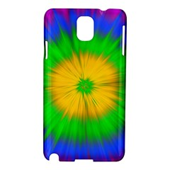 Spot Explosion Star Experiment Samsung Galaxy Note 3 N9005 Hardshell Case