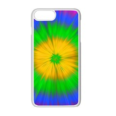 Spot Explosion Star Experiment Apple Iphone 7 Plus Seamless Case (white)