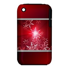 Christmas Candles Christmas Card Iphone 3s/3gs