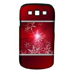 Christmas Candles Christmas Card Samsung Galaxy S Iii Classic Hardshell Case (pc+silicone)