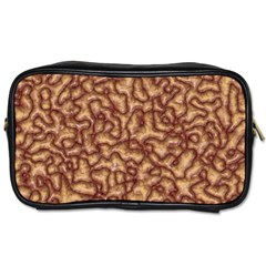 Brain Mass Brain Mass Coils Toiletries Bags 2 Side