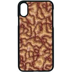 Brain Mass Brain Mass Coils Apple Iphone X Seamless Case (black)