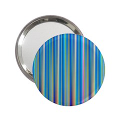Colorful Color Arrangement 2 25  Handbag Mirrors