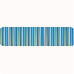Colorful Color Arrangement Large Bar Mats