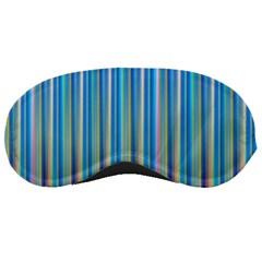 Colorful Color Arrangement Sleeping Masks