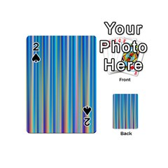 Colorful Color Arrangement Playing Cards 54 (mini)