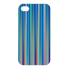 Colorful Color Arrangement Apple Iphone 4/4s Premium Hardshell Case