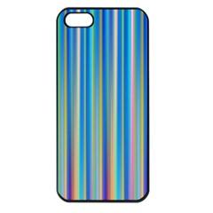 Colorful Color Arrangement Apple Iphone 5 Seamless Case (black)