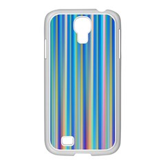 Colorful Color Arrangement Samsung Galaxy S4 I9500/ I9505 Case (white)